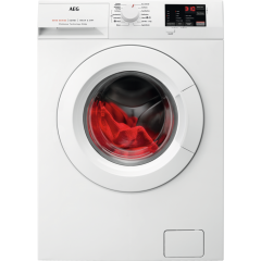 AEG L6WEJ841N 8kg / 1600 Spin Freestanding Washer Dryer White