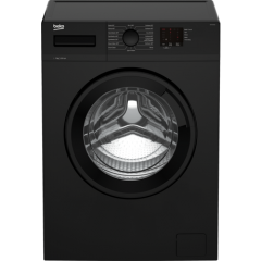 Beko WTK72041B 7Kg 1200 Spin Washing Machine - Black
