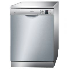 Bosch SMS25AI00E 60cm Serie 2 Freestanding Dishwasher – SILVER - Energy Rating A+