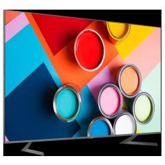 Hisense 75A7GQTUK 75` QLED 4K UHD HDR SMART TV with HDR10+ Dolby Vision™ Dolby Atmos® and Alexa +