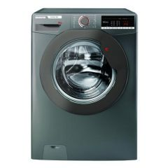 Hoover H3W58TGGE 8kg 1500 Spin Washing Machine - Graphite