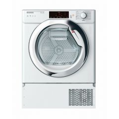Hoover HBTDWH7A1TCE Built In Heat Pump Tumble Dryer