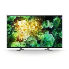 "Sony KD49XH8196BU 49"" 4K HDR LED Android TV - Energy rating A"