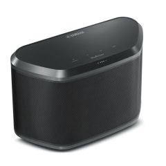 Yamaha WX-030 BLK Wi Fi Enabled Bluetooth Speaker